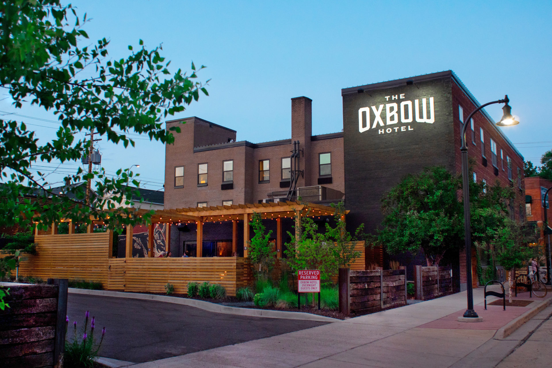 How Do You Explain The Oxbow Hotel